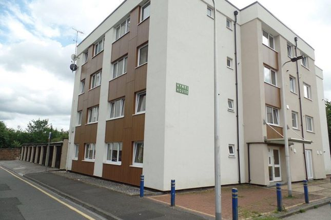 Thumbnail Maisonette for sale in Hywel House, Caedraw Road, Merthyr Tydfil