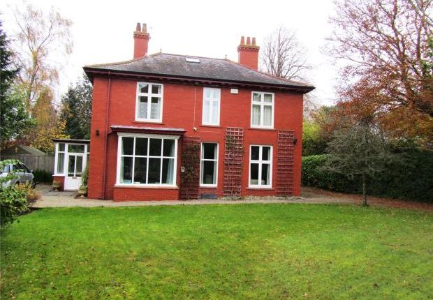 Thumbnail Detached house for sale in The Old Manse, Tree Road, Brampton, Cumbria