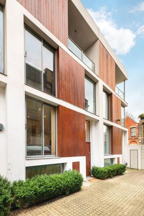 Thumbnail Mews house for sale in Hewer Street, North Kensington, London