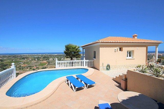 Villa for sale in Denia, Valencia, Spain