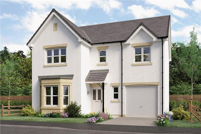 "Thumbnail Detached house for sale in ""Conrad Det"" at Kingsfield Drive, Newtongrange, Dalkeith"