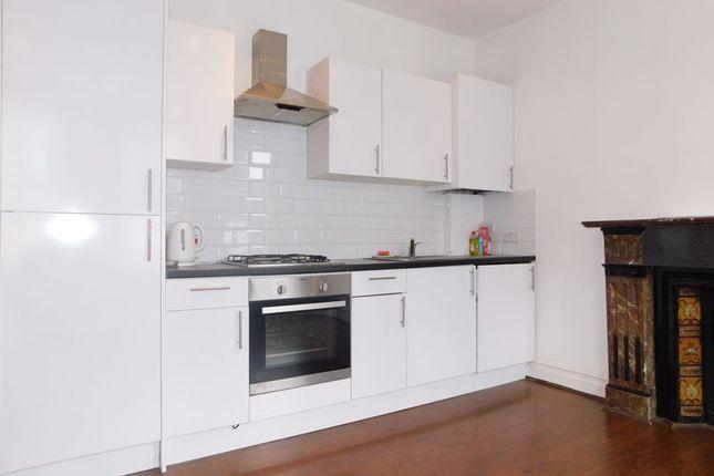Thumbnail Flat to rent in Pemberton Road, London