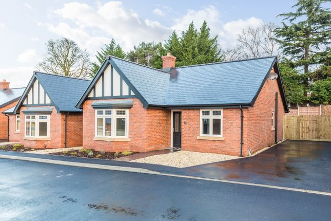 Thumbnail Detached bungalow for sale in Four Barrowby Court, Highland Grove, Worksop, Nottinghamshire