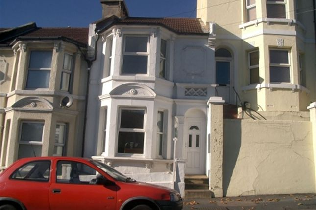 Thumbnail Terraced house to rent in Old London Road, Hastings, East Sussex
