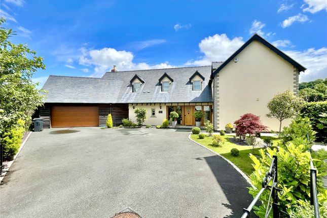 Detached house for sale in Belin Mount, Crew Green, Shrewsbury, Powys