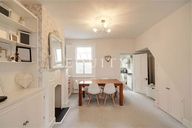 Thumbnail Terraced house for sale in Alberta Road, Enfield