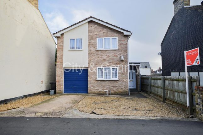 Detached house for sale in Cavendish Street, Peterborough