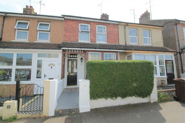 Thumbnail Terraced house for sale in Hamilton Terrace, Bexhill On Sea, East Sussex