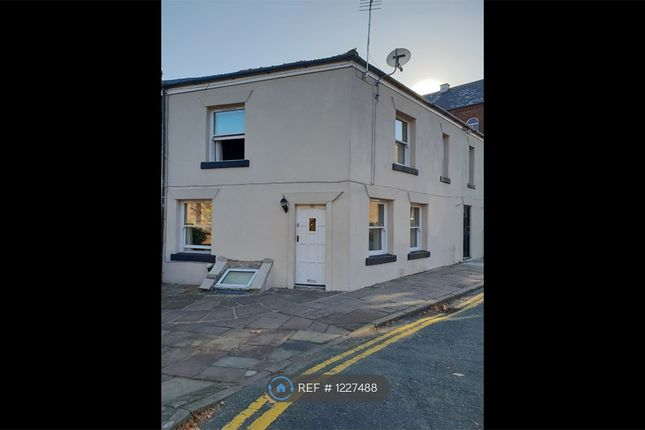 Thumbnail End terrace house to rent in Park Street, Macclesfield