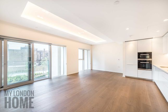 Thumbnail Flat for sale in Three Columbia Gardens, Lillie Square, West Brompton, London