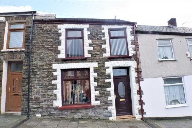 Terraced house for sale in Treharne Street, Pentre