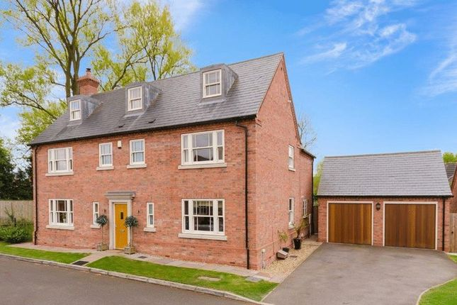Thumbnail Detached house for sale in The Woodlands, Hutchinson Road, Newark