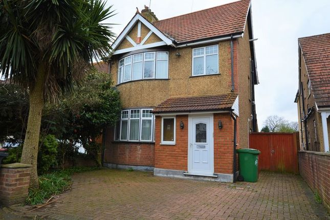 Thumbnail Detached house to rent in St. Bernards Road, Slough