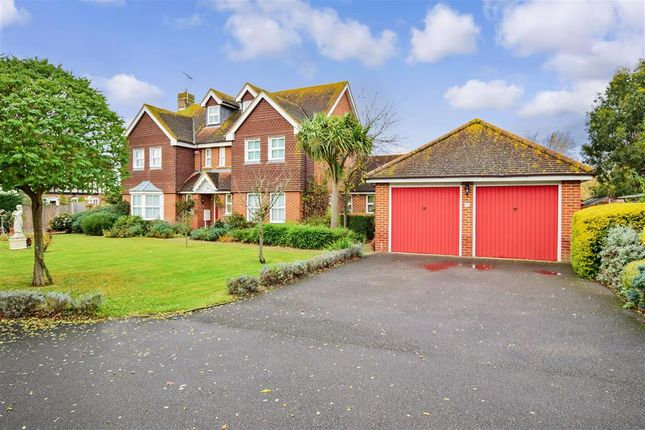 Thumbnail Detached house for sale in Molehill Road, Chestfield, Whitstable, Kent