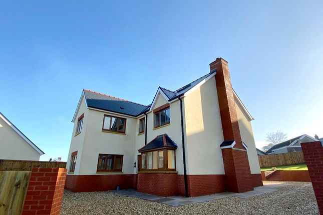 Thumbnail Detached house for sale in Cook Rees Avenue, Neath, Neath Port Talbot.