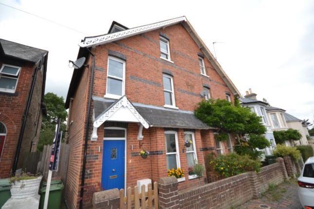 Thumbnail Semi-detached house for sale in Culverden Park Road, Tunbridge Wells, Kent