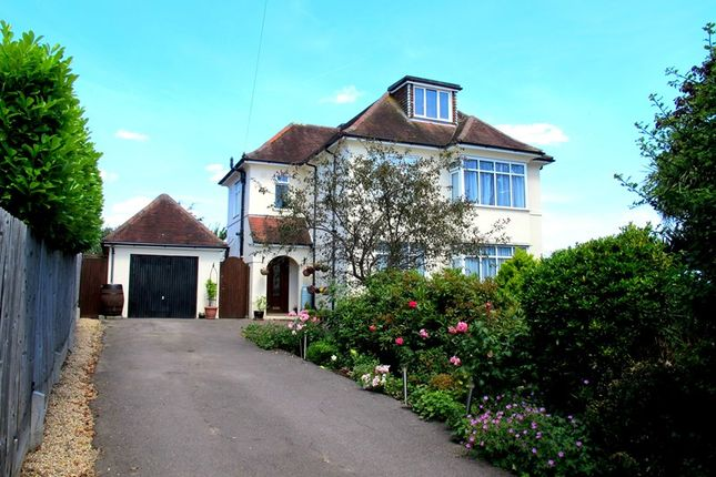 Thumbnail Detached house for sale in Chester Crescent, Lee-On-The-Solent