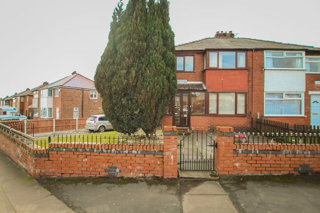 Thumbnail Semi-detached house to rent in Wigan Road, Leigh