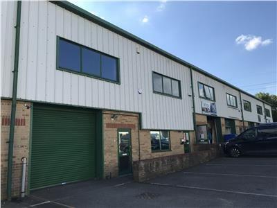 Thumbnail Light industrial to let in Unit 4, Glenmore Business Park, Vincients Road, Bumpers Farm Industrial Estate, Chippenham, Wiltshire