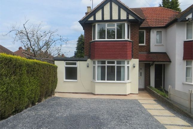 Thumbnail Semi-detached house to rent in Springhill Avenue, Penn, Wolverhampton, West Midlands