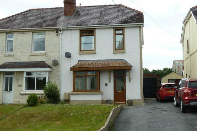 Thumbnail Property to rent in Abergwili Road, Carmarthen