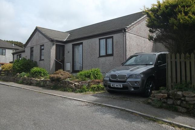 Thumbnail Semi-detached bungalow to rent in Stennack Parc, Pendeen, Penzance