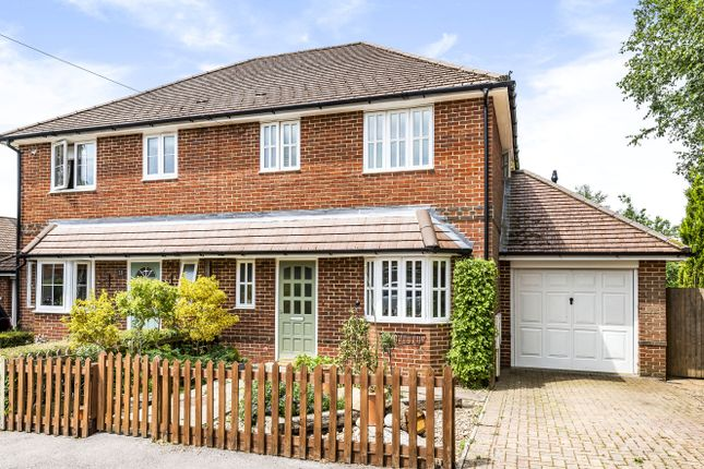 3 bed semi-detached house for sale in Windmill Fields, Four Marks, Alton, Hampshire GU34