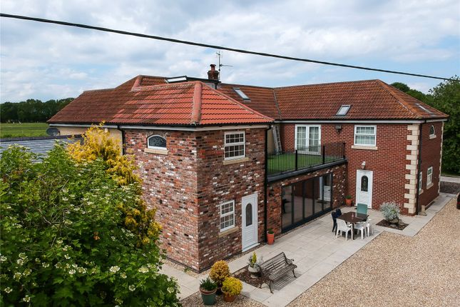 Thumbnail Detached house for sale in Eagle Moor, Lincoln, Lincolnshire
