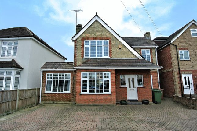 Thumbnail Detached house for sale in Feltham Road, Ashford