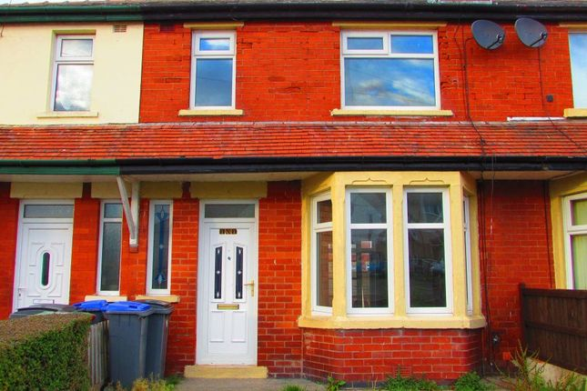 Thumbnail Property to rent in Powell Avenue, Blackpool, Lancashire