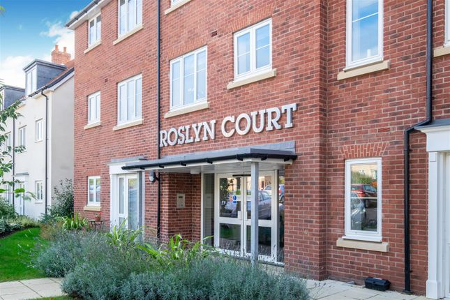 Thumbnail Flat for sale in Roslyn Court, Lisle Lane, Ely, Cambridgeshire