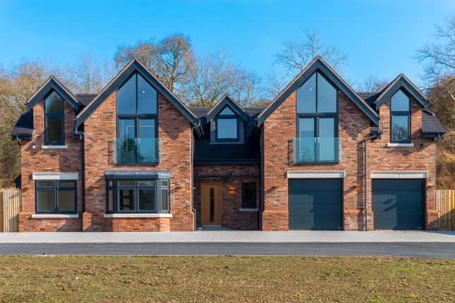 Thumbnail Detached house for sale in Haven Pastures, Liveridge Hill, Henley In Arden