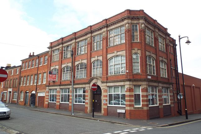 Thumbnail Industrial to let in 101-113 Branston Street, Jewellery Quarter