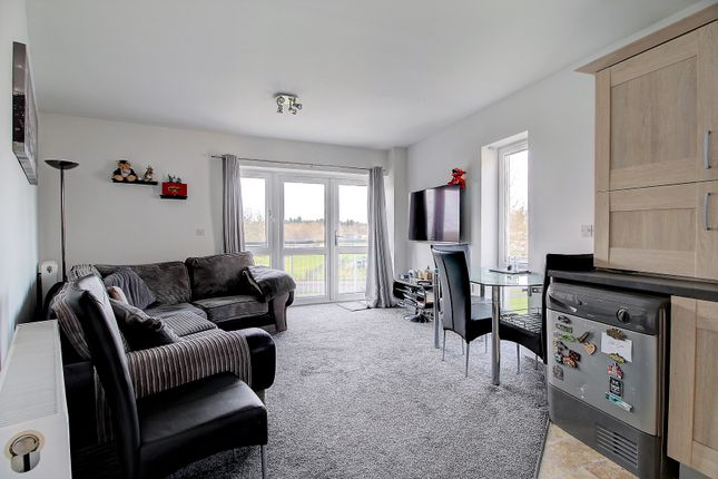 2 bed flat for sale in Mallory Road, Basingstoke RG24
