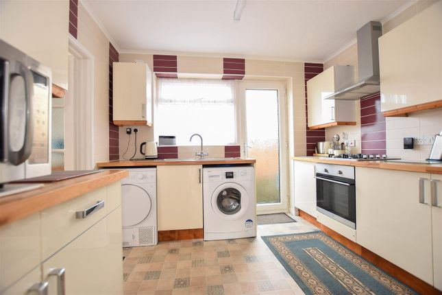 Thumbnail Detached bungalow for sale in Seabourne Road, Bexhill-On-Sea