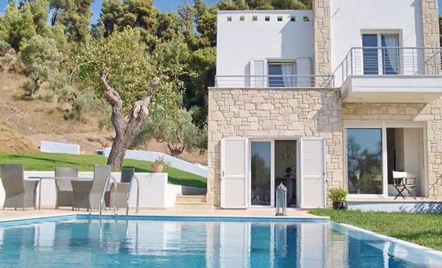 Example Of A Villa 100m2.