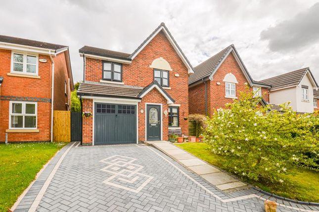 4 bed detached house for sale in 17 Kingsley Close, Blackburn BB2