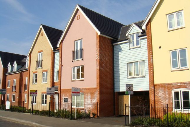 Thumbnail Flat for sale in Bramford Road, Ipswich