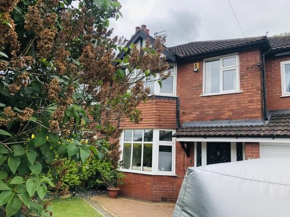 5 bed semi-detached house for sale in Cheadle Road, Cheadle Hulme, Cheshire SK8