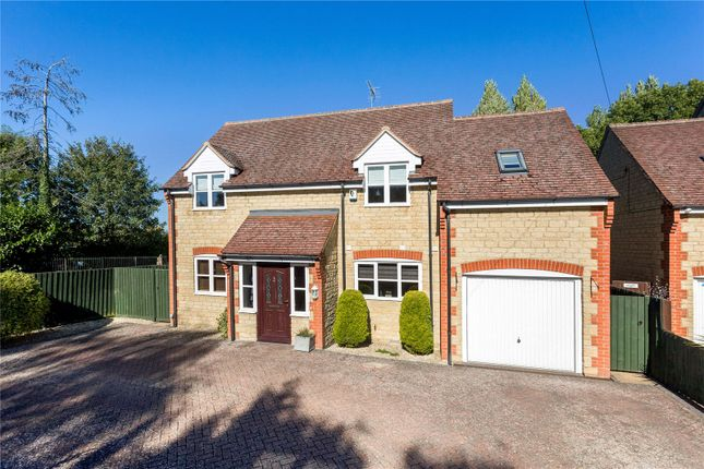 Thumbnail Detached house for sale in Water Lane, Fewcott, Bicester, Oxfordshire