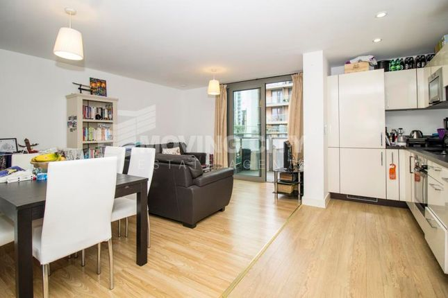 Thumbnail Flat to rent in Venice Corte, Lewisham