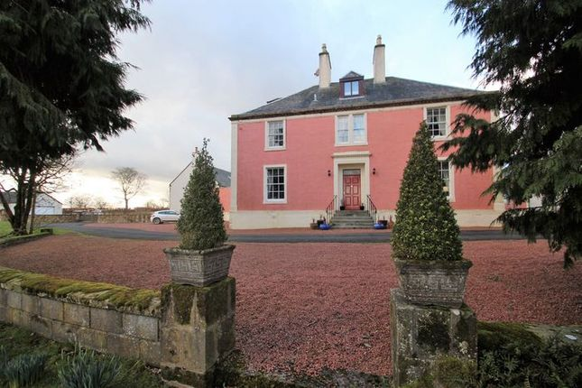 Thumbnail Detached house for sale in Lethame House, Strathaven, South Lanarkshire