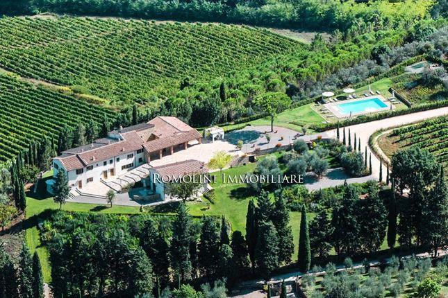 13 bed villa for sale in San Casciano Val di Pesa, Tuscany, Italy