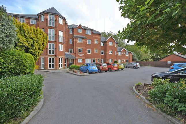 Thumbnail Flat for sale in Superb Retirement Apartment, Bassaleg Road, Newport