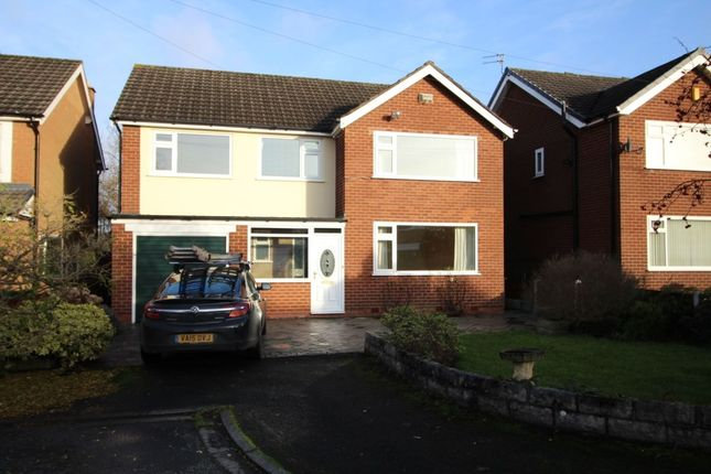 Thumbnail Detached house to rent in Hursthead Road, Cheadle Hulme, Cheadle