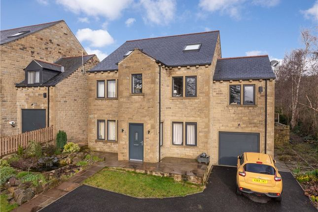 Detached house for sale in Gilstead Lane, Gilstead, Bingley, West Yorkshire