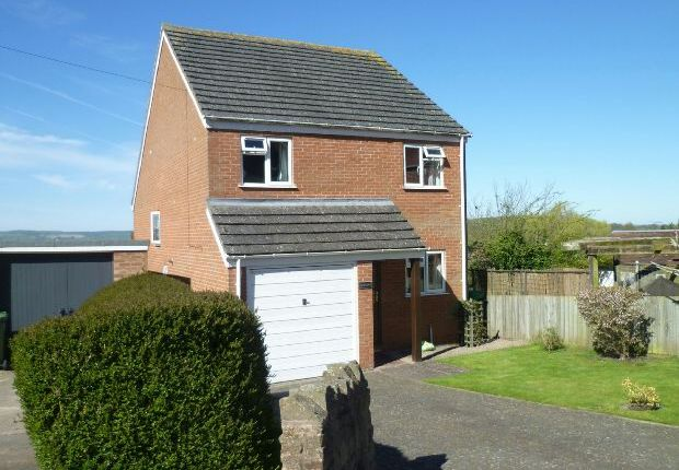Thumbnail Detached house for sale in Homend Crescent, Ledbury