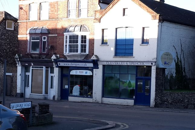 Commercial property to let in Frith Road, Dover