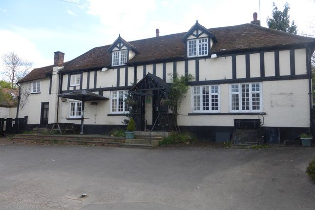 Thumbnail Property for sale in High Street, Whitwell, Hitchin