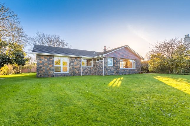 Thumbnail Detached bungalow to rent in Rue Des Naftiaux, St. Andrew, Guernsey